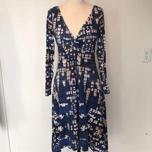 Long Sleeve Jersey Knit dress